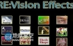 Ae/Pr 插件:视觉特效插件大合集 RE:VisionFX Effections Plus v16.0.2 CE Win