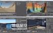 C4D教程《C4D摄像机动画技术训练视频教程》文字幕翻译教程