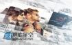 AE模板科技介绍宣传片包装工程设计师人物字幕动画