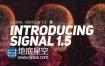C4D教程:学习 Signal 1.5 C4D插件功能制作循环动画