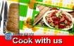 AE模板电视节目包装烹饪美食菜单厨师食谱介绍动画