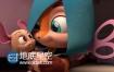 CG3D动画短片《毛绒刺客》