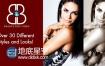 Ae/Pr插件:人像磨皮美容润肤插件 Digital Anarchy Beauty Box 4.0.12