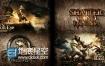 AE模板史诗电影游戏宣传片头英雄冒险主题开场动画