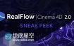 C4D插件:RealFlow|Cinema 4D 2.0.1 Win/Mac