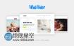 AE模板网站博客片头网页设计宣传介绍视频动画