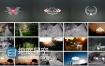 AE模板100组豪华爱情婚礼MV徽章标题新郎新娘名字与日期标题动画