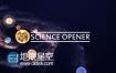 AE模板教育探索高科技历史数学物理技术粒子特效