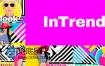 AE模板时尚动感宣传片电视栏目广告商业包装