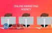 AE模板网络市场营销搜索引擎优化开发设计社交媒体MG动画宣传片