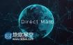 AE模板互联网科技感粒子地球企业公司宣传动画