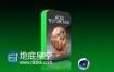 Cinema 4D预设 100种C4D木材纹理材质预设无缝纹理