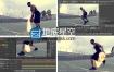C4D与AE视频教程:真人影视特效动画融合视频教程地底星空