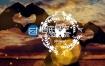AE模板100种婚礼视频徽章标题排版设计动画
