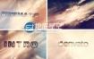 AE模板太空星云宇宙穿梭文字标题宣传片开场