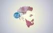 Photoshop教程:低聚脸部标志设计
