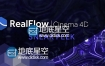 C4D 插件:RealFlow  NextLimit RealFlow Cinema 4D v2.5.2.0075