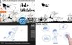 AE脚本:自动创建手绘动画效果 Auto Whiteboard