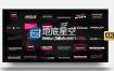 AE模板30款4K分辨率标题文本字幕动态排版动画