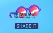 AE脚本:画面快速噪波颗粒感阴影效果MG动画脚本 Shade It v1.0