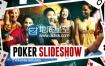 AE模板扑克赌博德克萨斯州拉斯维加斯赌场轮盘赌开场包装