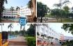 实拍素材:泰国酒店游泳池外景场景视频
