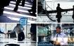 视频素材:数据信息商务办公团队合作企业宣传素材