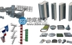 C4D预设:高楼大厦建筑预设套件