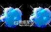 C4D教程:XP粒子抽象通透三维物体