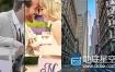 LUTs调色预设:563种电影大片复古建筑风景婚礼调色预设