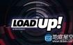 AE脚本:进度条读取动画脚本 Aescripts LoadUP v1.6