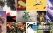 2018年STASH 130期电视包装广告创意动画短片合集