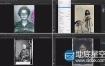 PS教程:受损旧照片修复修饰实例训练视频