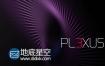 AE插件:点线面三维粒子插件Rowbyte Plexus v3.1.6