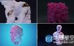 Cinema4D新R20版本教程MoGraph域体积建模高级学习视频