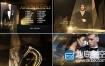 AE模板奥斯卡颁奖仪式人物介绍宣传视频企业颁奖典礼开幕包装