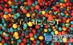AE教程:Stardust 粒子动力学碰撞视频教程