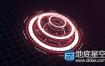 AE教程:科技感图形HUD动画视频教程
