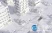 C4D教程:纸张建模3D定格动画教程第一和第二部分