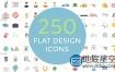 AE模板250个电子商务医疗信息图表排版企业项目中创建交互式动画