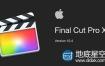苹果视频剪辑软件 Final Cut Pro X 10.4.3(英/中文版)
