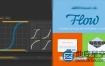 AE脚本:关键帧缓入缓出曲线调节脚本AEscripts Flow v1.4.0b Win/Mac