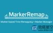 AE脚本:图层标记继承管理 Aescripts Marker Remap V1.2