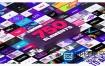 AE脚本+PR预设:750+商品介绍时尚排版宣传包装Logo动画文字标题字幕条转场过渡背景元素包V1.3.1(支持2019)