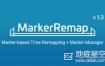 AE脚本:映射标记调整工具 AEscripts Marker Remap v1.3