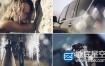 视频素材:75个柔美梦幻虚焦镜头光效4K视频特效叠加素材