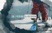 AE模板:油漆水墨像素旅游体育滑雪视频动画Ink Extreme Slideshow