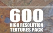 贴图素材:600张高清无缝贴图素材 Sellfy – Texture Pack – 600 High Resolution Textures + Seamless