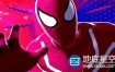 C4D教程:卡通手绘风格蜘蛛侠 Cinema 4D – Creating Spider-Man: Into the Spider-Verse' Style Toon Shader Tutorial
