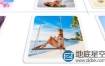 AE模板-日历形式家庭旅游画廊相册照片墙开场 Calendar Slideshow